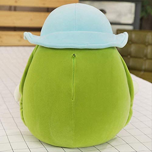 Pluche Avocado Speelgoed Gevulde Pilliow Pluche Planten Zacht Kussen Sofa Kussen Vulling Fruit Pop Kinderspeelgoed Verjaardagscadeau, Groen 70cm