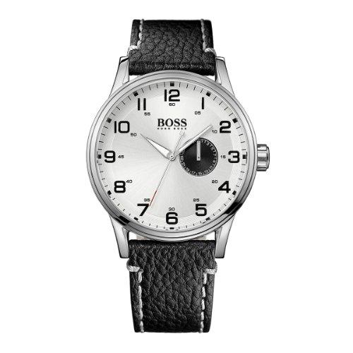 hugo boss men s quartz watch 1512722 leather strap amazon co hugo boss men s quartz watch 1512722 leather strap amazon co uk watches