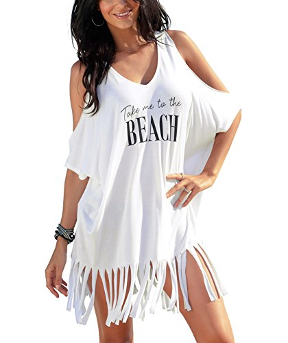 Jeasona Women's Cover up for Swimwear Beach Coverups