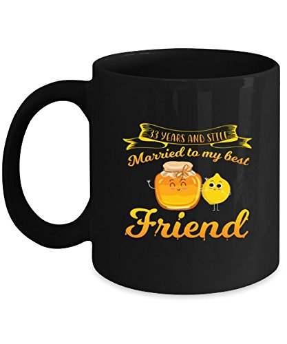 Amazon 33rd Wedding Anniversary Gifts Cute Couple Mugs For
