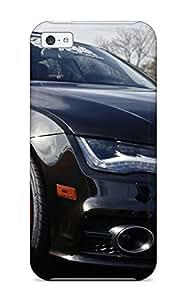 Gabrieayes EZyBAoI26220LEIvb Case For Iphone 5c With Nice Audi A7 Appearance