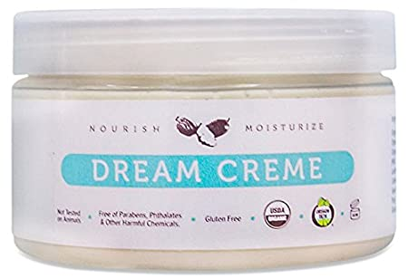 Shea Tummy Butter and Organic Stretch Mark Cream by Sweet Lincoln. Ultra-Rich Moisturizing Body Treatment, for Dry or Damaged Skin. 3.4 Ounce