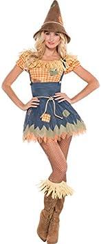 Disfraz de Espantapájaros sexy para mujeres en varias tallas ...