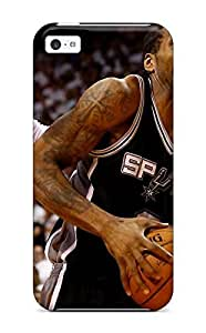 Beautifulcase Awesome San Antonio Spurs Basketball Nba Flip case cover With Fashion Design fOTFRfsqTQF For Iphone 5c