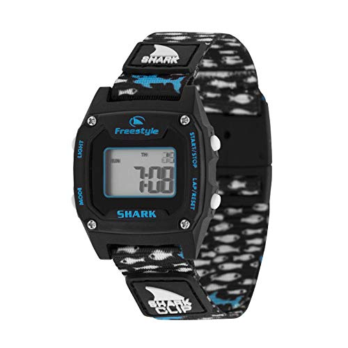 (Freestyle Shark Mini Clip Shark School Unisex Watch)
