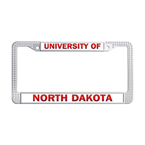 Nuoyizo University of North Dakota White Sparkle Rhinestones
