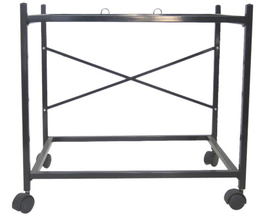 YML 2-Shelf Stand for 2464, 2474 and 2484, Black YML GROUP INC 4184BLK