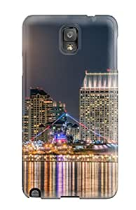 Michael paytosh Dawson's Shop 2046096K89693972 New Arrival City For Galaxy Note 3 Case Cover