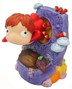 Studio Ghibli Ponyo on the Cliff Music Box Running Away From Home (japan import)