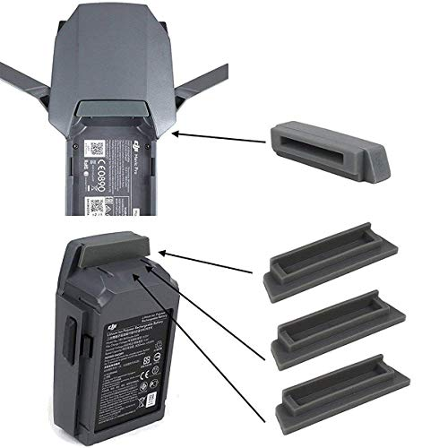 with Drone Batteries design
