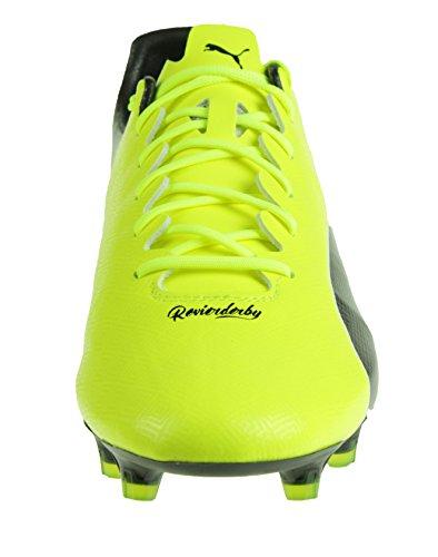 17 Evospeed Football Couleur De Homme Reus Puma Beige Taille 46 Blanc Nocken Sl S 5 Fg Df Jaune Chaussures Noir 15zzqdw
