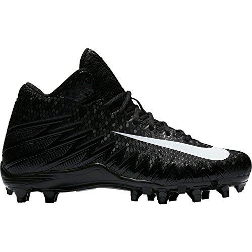 (ナイキ) Nike メンズ サッカー シューズ?靴 Nike Alpha Menace Varsity Mid Football Cleats [並行輸入品]