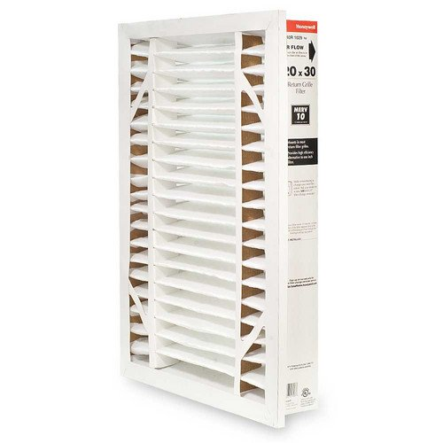 Honeywell FC40R1029 Return Grill Media Air Filter, 20'' x 30'' (Pack of 5) by Honeywell