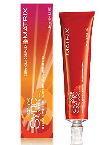 Matrix Color SYNC Demi-Permanent Hair Color 2oz (5WN)