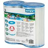 Cartucho Do Filtro P/Bomba (pacote Com Duas Unidades) Intex