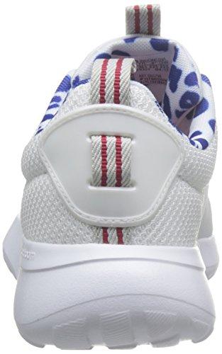 Griuno Adidas Lite Racer Cf Femme ftwbla Multicolore Rosene Basses 0gq0wr