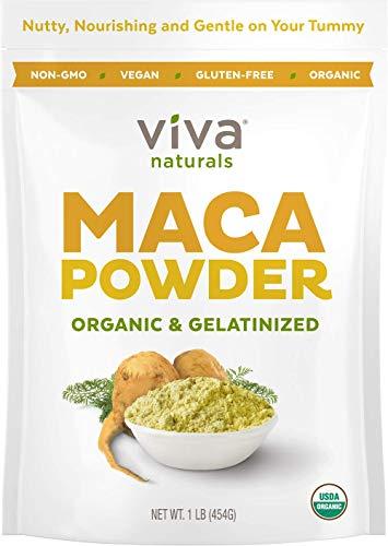 Organic Maca Powder 16