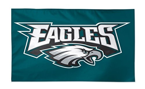 WinCraft NFL Philadelphia Eagles Flag, 3 x 5-Feet