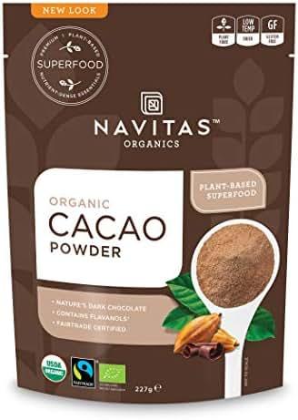 Navitas Organics Cacao Powder, 8 oz