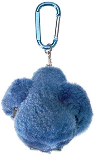 Key Clutch Kipling Scbadvrblu Chain Kipling Monkey Lou Blue Women's Women's 1AYW7qpf