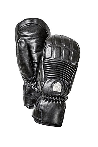 Hestra Women's Fall Line Mitt, Black, 7