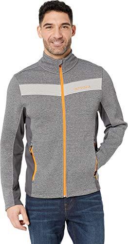 Spyder Men's Encore Full Zip Core Sweater, Ebony, Large
