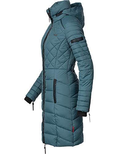 Abrigo Esmeralda Para Mujer Navahoo Verde xxl Xs Colores Invierno 5 De Ronin 5Rw1q7F