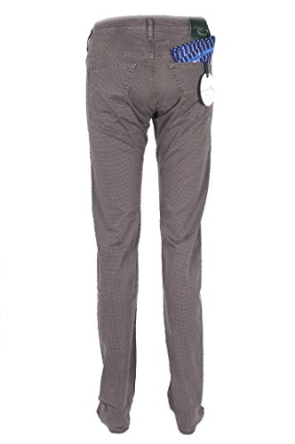 Jacob Cohen Homme PW6138782996 Marron Coton Pantalon