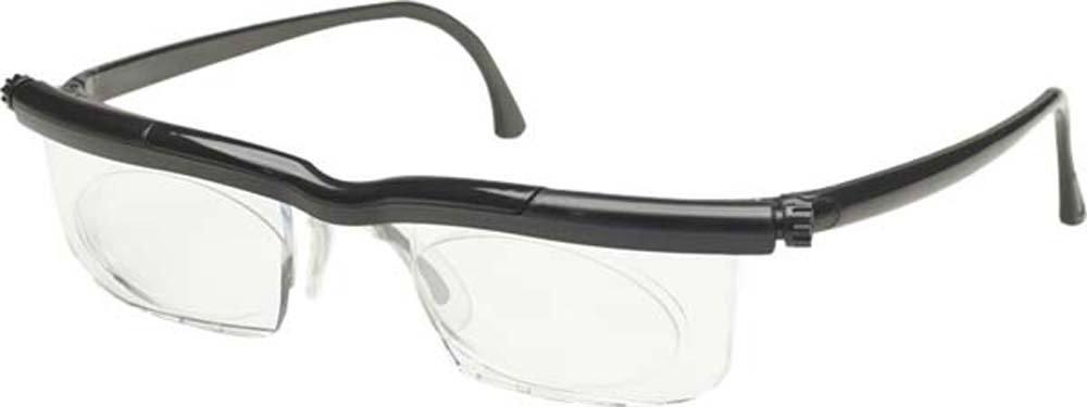 Adlens Adjustables Various Focus Eyeglasses (Black)