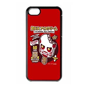 iPhone 5c Cell Phone Case Black Colossal Ice Cream Nrpy