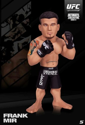 Round 5 UFC Series 12.5 Limited Edition Action Figure - Frank Mir