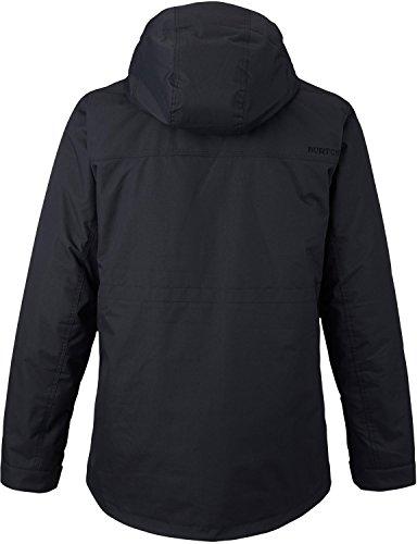 Burton 2018 Covert (True Black) Men's Snowboard Jacket