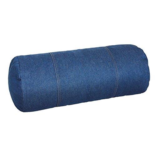 American Denim Bolster Pillow - American Denim