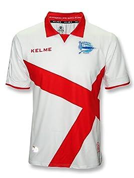 KELME - ALAVES 3ª Camiseta 17/18 Hombre Color: Blanco Talla: XL