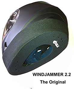 """WINDJAMMER 2 """"REDUCES WIND NOISE"""" fits all Full Face Helmets. The original often copied ! (P&P 99p Worldwide) by Proline"""
