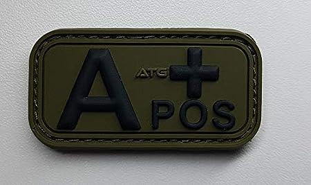 ATG Sangre Grupos Patch
