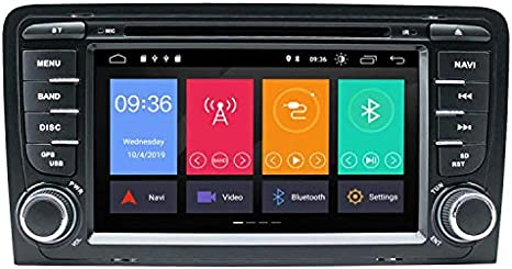 Amazon.com: TOOPAI Android 9.0 Car Radio Car Stereo GPS ...