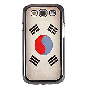 GDW Teléfono Móvil Samsung - Cobertor Posterior - Diseño Especial - para Samsung S3 I9300 ( Multi-color , Plástico )