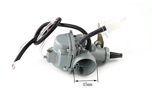 26mm Intake Carburetor Carb EN125 Engine 125CC 45mm Air Filter Third Generation