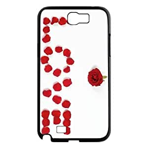 Brand New Phone For HTC One M7 Case Cover with diy Happy flowers