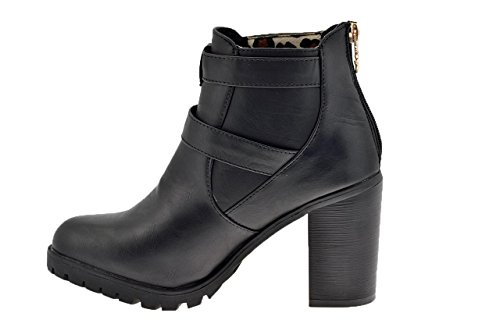 Xti 28575 Bottines Neuf Taille 38 Chaussures Femme qSOL47sF