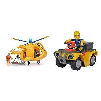 günstig kaufen Simba Feuerwehrmann Sam Mercury-Quad 109257657