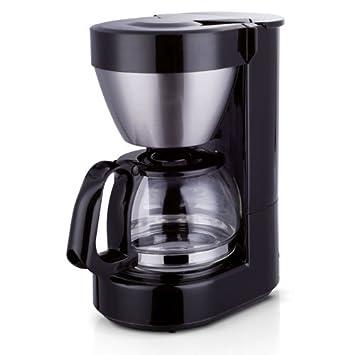 TM Electron Cafetera de jarra con filtro por goteo, capacidad para 4 a 6 tazas, 650 ml, 600W, color negro: Amazon.es: Hogar