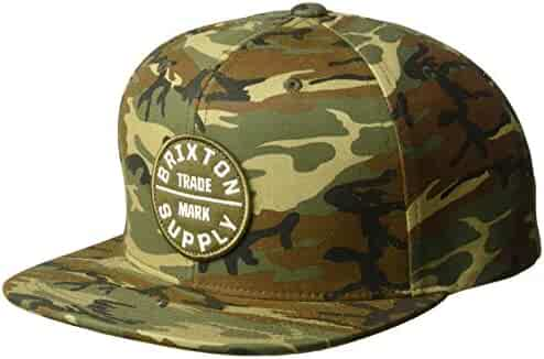 a122d4a0a56124 Shopping Multi or Greens - Brixton - Hats & Caps - Accessories ...