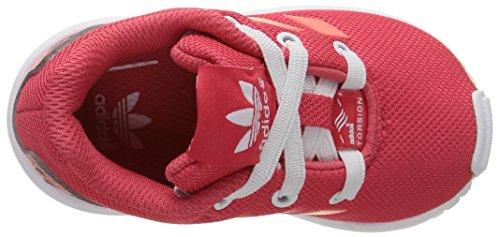adidas ZX Flux EL I - Zapatillas para niños Rosa / Fucsia / Blanco
