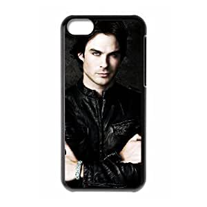 The Vampire Diaries The Unique Printing Art Custom Phone Case for Iphone 5C,diy cover case ygtg-339166