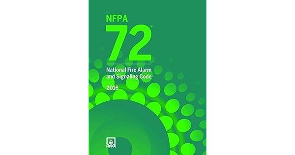 Amazon.com: Nfpa 72: Nacional y Signaling Código de alarma ...