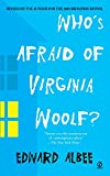 Book cover from Whos Afraid of Virginia Woolf? by Edward Albee