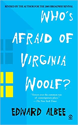 Whos Afraid Of Virginia Woolf Edward Albee 0071162004991 Books