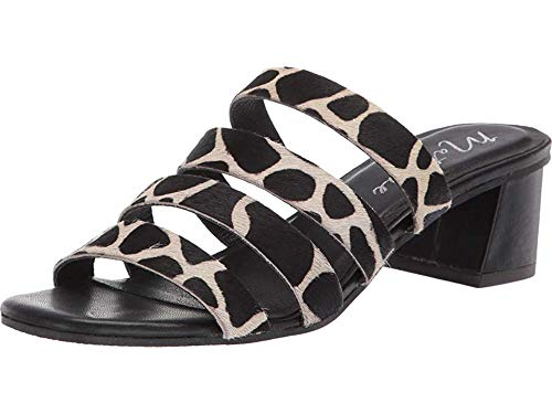 Matisse Women's Paris Heeled Sandal Giraffe 8 M US